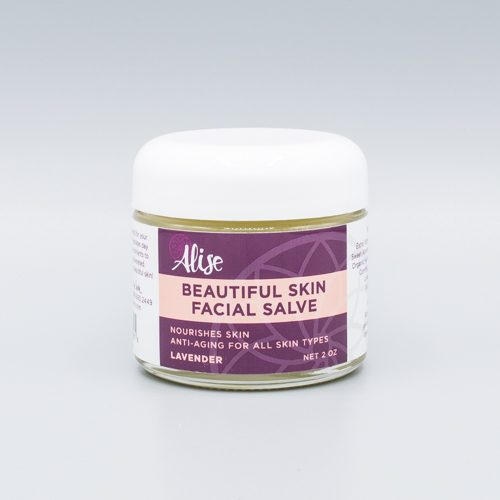 Beautiful Skin Facial Salve - Lavender 2oz