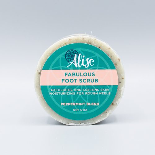 Fabulous Foot Scrub Soap 5oz