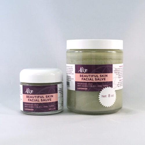 Beautiful Skin Facial Salve 2oz and 8oz
