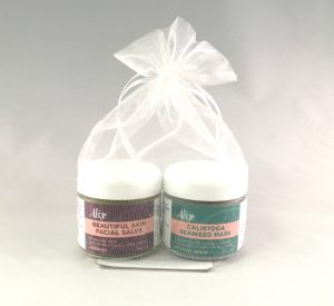 Fabulous Facial Mix n Match Beautiful Skin Facial Salve YlangYlang and Calistoga Seaweed Mask