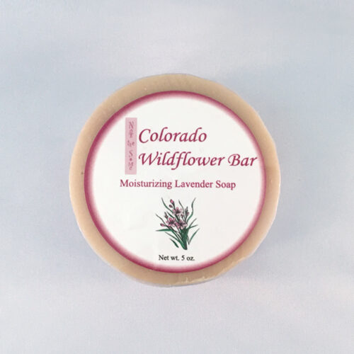 Colorado Soap Wildflower