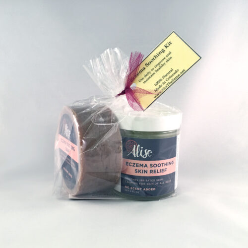 Eczema Soothing Skin Relief Gift Set