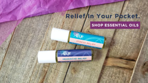 essential oils aromatherapy roll ons